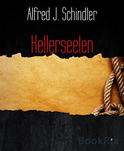 Kellerseelen: Mysterythriller  by  Alfred J. Schindler