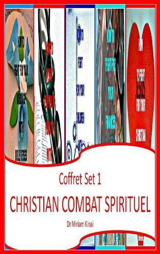 CHRISTIAN COMBAT SPIRITUEL COFFRET SET 1 Miriam Kinai