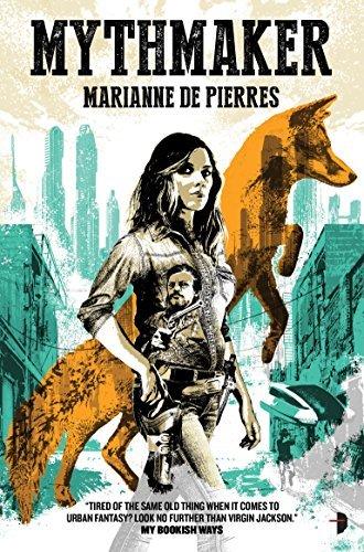 Mythmaker (Virginia Jackson Book 2)  by  Marianne de Pierres