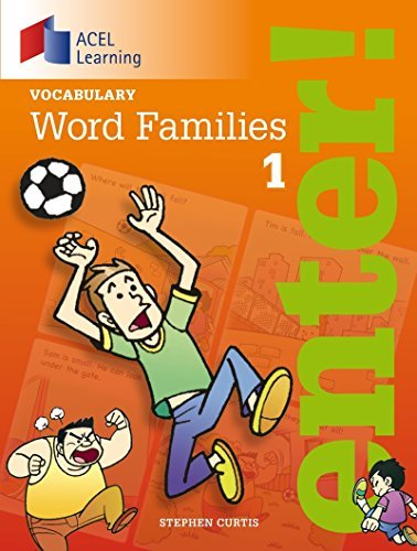 Word Families 1  by  Stephen Curtis