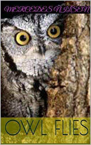 Owl Flies Mercedes Nilsen