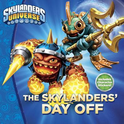 The Skylanders Day Off Ray Santos