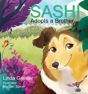Sashi Adopts a Brother  by  Linda Greiner