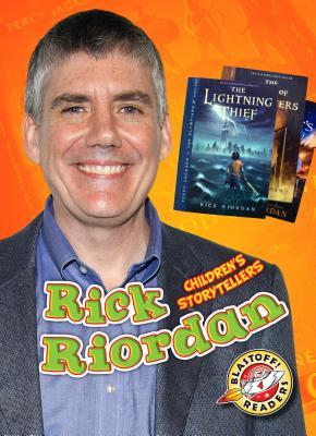 Rick Riordan Christina Leaf