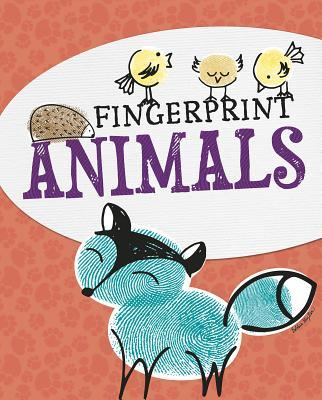 Fingerprint Animals  by  Bobbie Nuytten