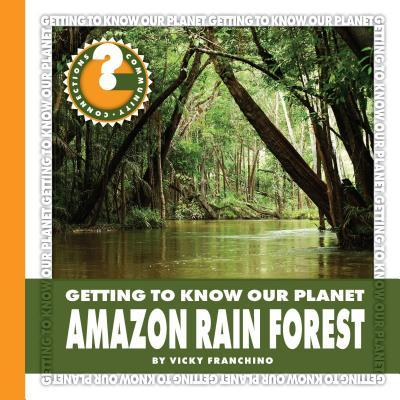 Amazon Rain Forest  by  Vicky Franchino