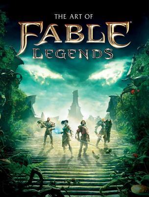 The Art of Fable Legends Martin Robinson
