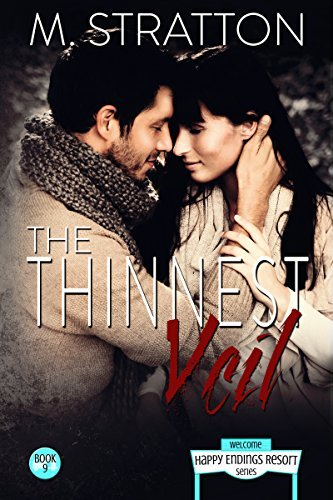 The Thinnest Veil: Happy Endings Resort Series Book 9  by  M. Stratton