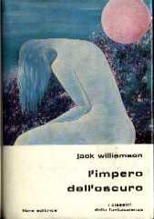 Limpero delloscuro  by  Jack Williamson