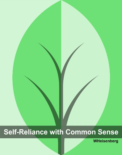 Self-Reliance with Common Sense J Bradford