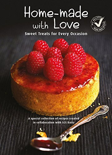 Home-made with Love: Sweet Treats for Every Occasion Auric Pacific