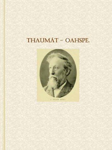 THAUMAT - OAHSPE J. Nelson Jones