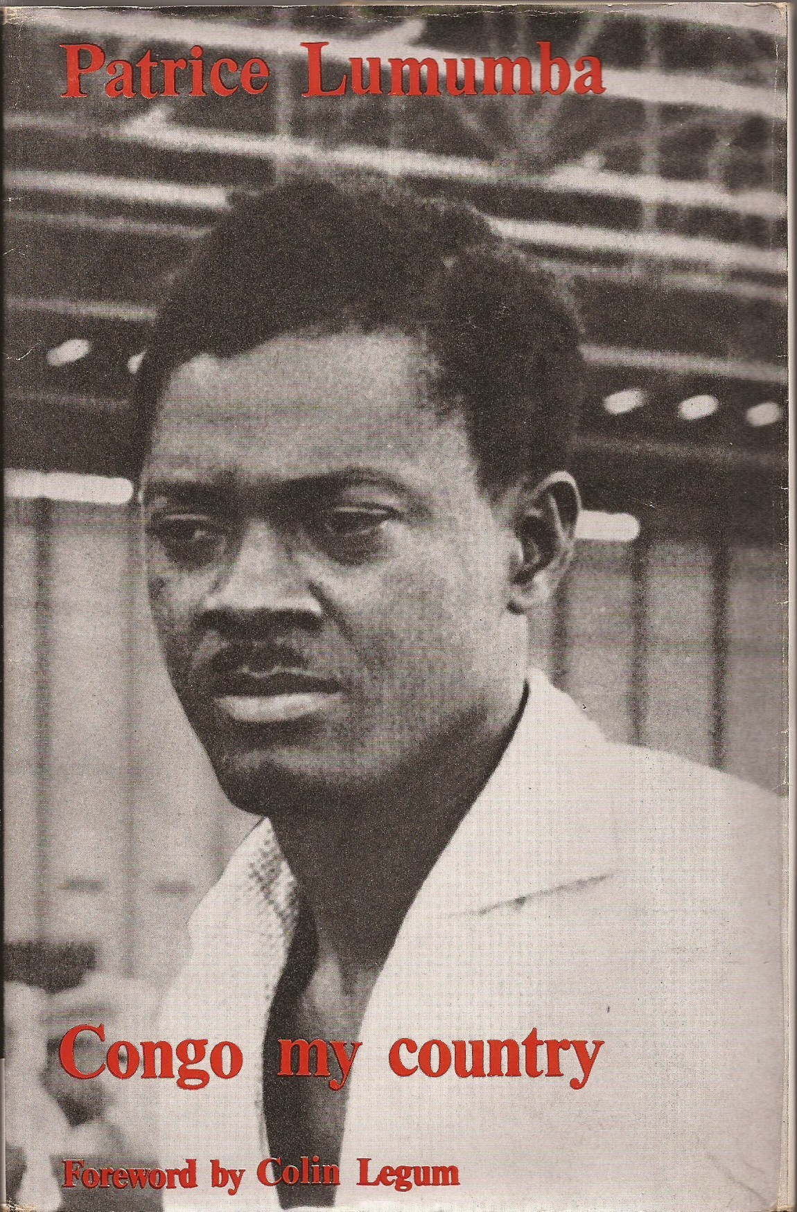 Congo, My Country Patrice Lumumba