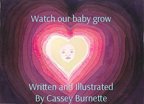 Watch our baby grow Cassey Burnette