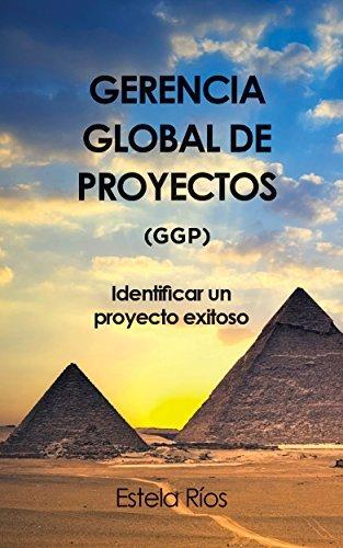 Gerencia Global de Proyectos, GGP.: Vision global, proyectos exitosos Estela Rios