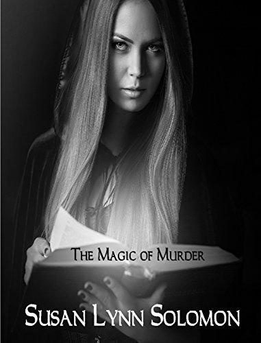 The Magic of Murder  by  Susan Lynn Solomon