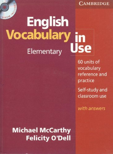 English Vocabulary In Use - Elementary McCarthy