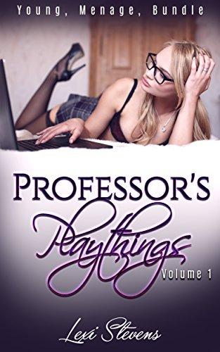 Professor Playthings Vol. 1 Bundle:  by  Lexi Stevens