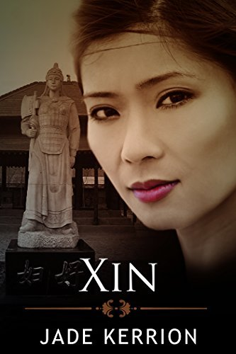 Xin: A Genetic Engineering Science Fiction Thriller (Double Helix Women Book 3)  by  Jade Kerrion