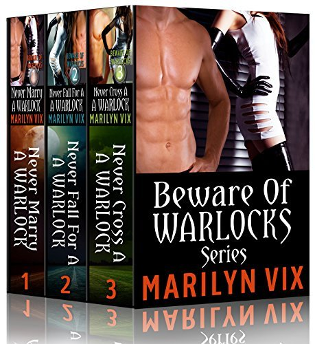 Beware Of Warlocks Box Set Marilyn Vix