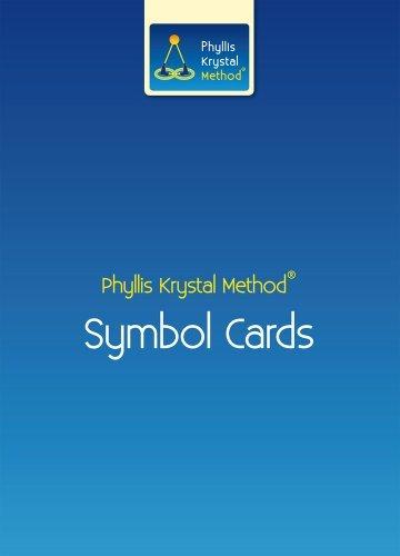 Phyllis Krystal Method ® - Symbol Cards (A4)  by  Phyllis Krystal