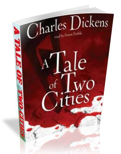 A tale of two citys [Illustrated]  by  Charles Dickens