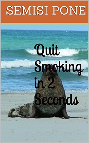 Quit Smoking in 2 Seconds  by  Semisi Pone