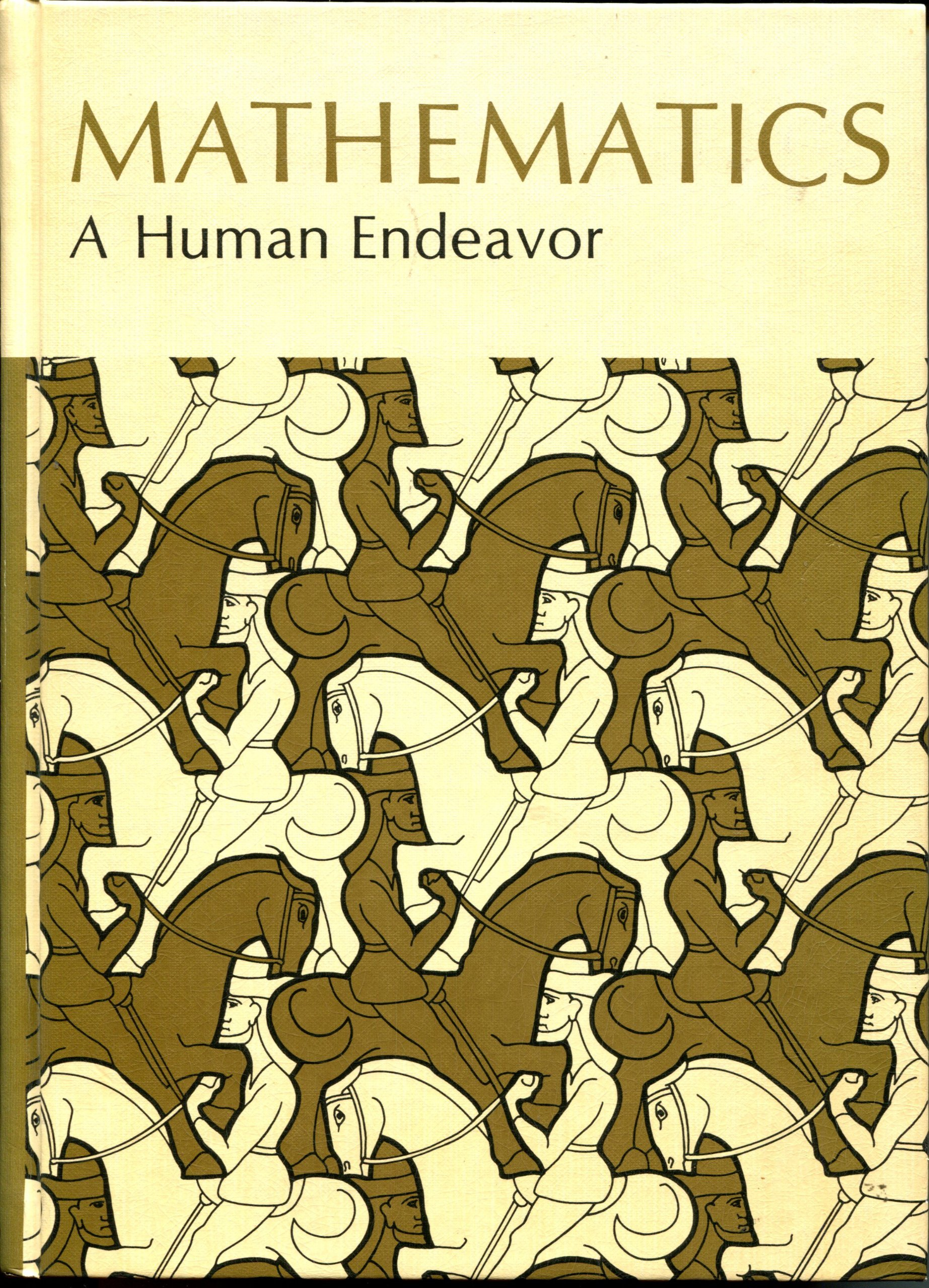 Mathematics, A Human Endeavor: A Textbook for Those who Think They Dont Like the Subject  by  Harold R. Jacobs