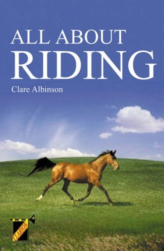 All about Riding Clare Albinson