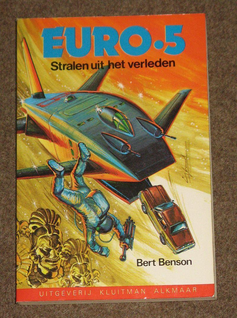 Stralen uit het verleden (Euro-5) Bert Benson