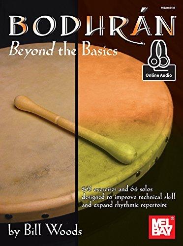 Bodhran: Beyond the Basics Bill Woods