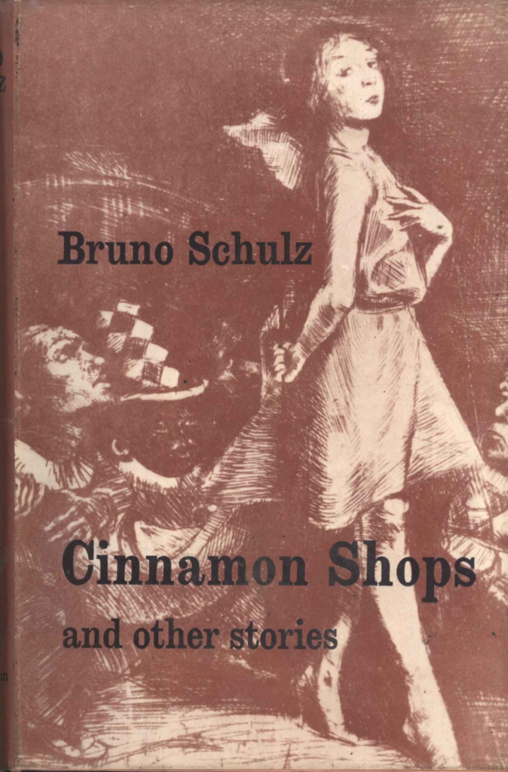 Cinnamon Shops and Other Stories  by  Bruno Schulz