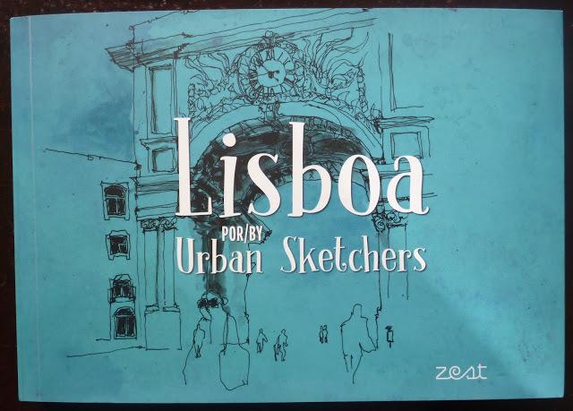 Lisboa por/by Urban Sketchers Urban Sketchers
