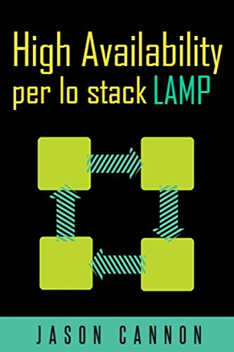 High Availability Per Lo Stack Lamp Jason Cannon