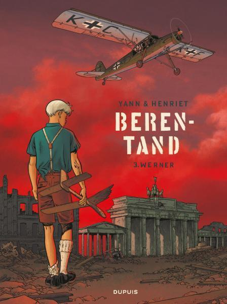 Werner (Berentand, #3) Alain Henriet