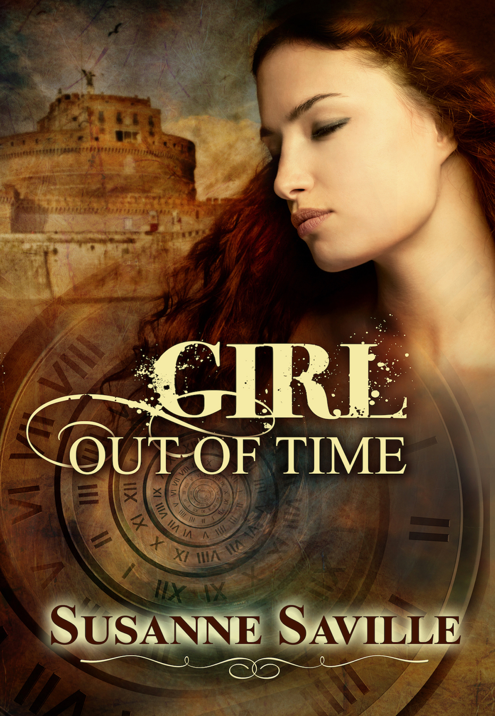 Girl Out Of Time Susanne Saville
