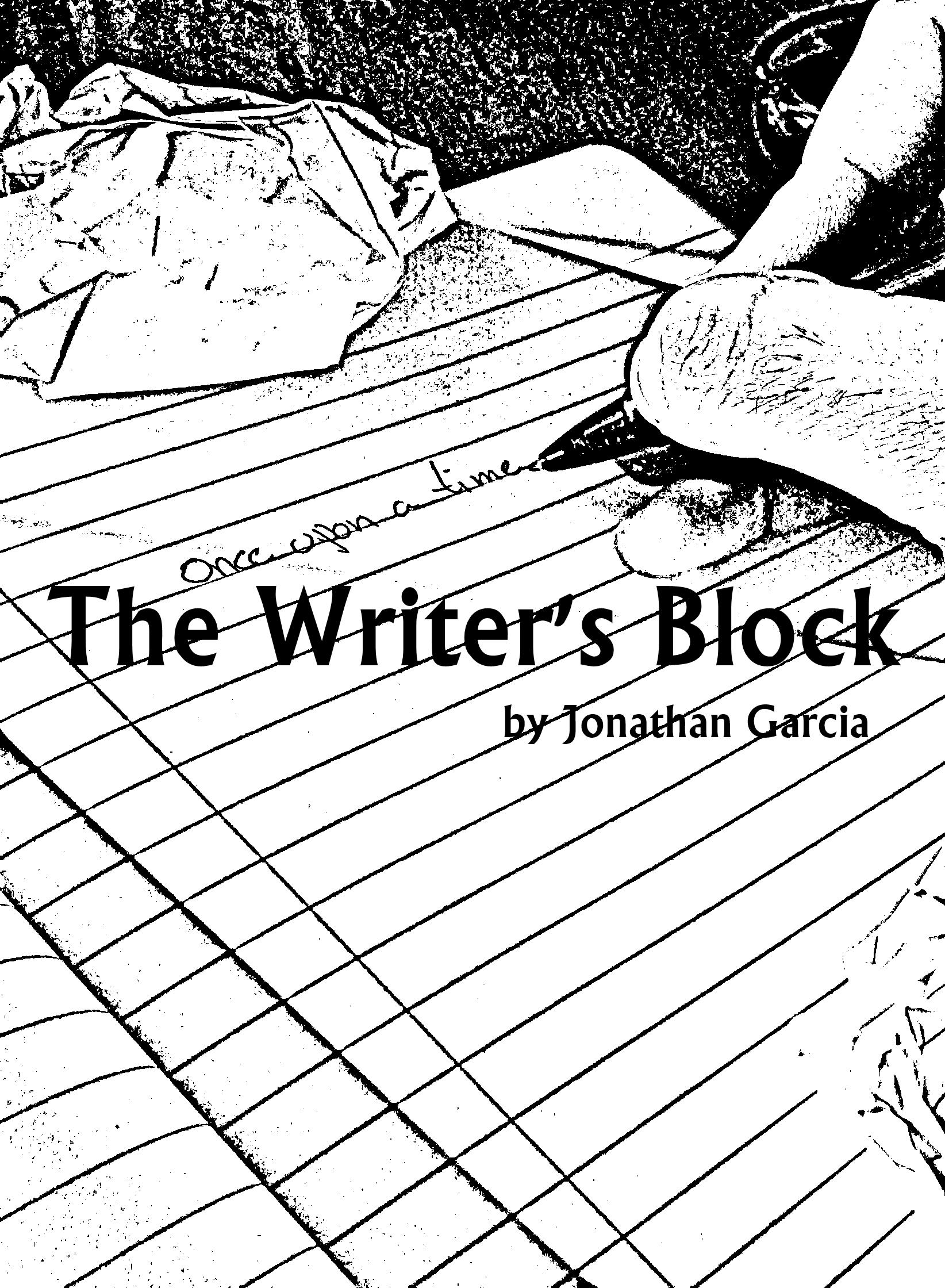 The Writers Block Jonathan Garcia