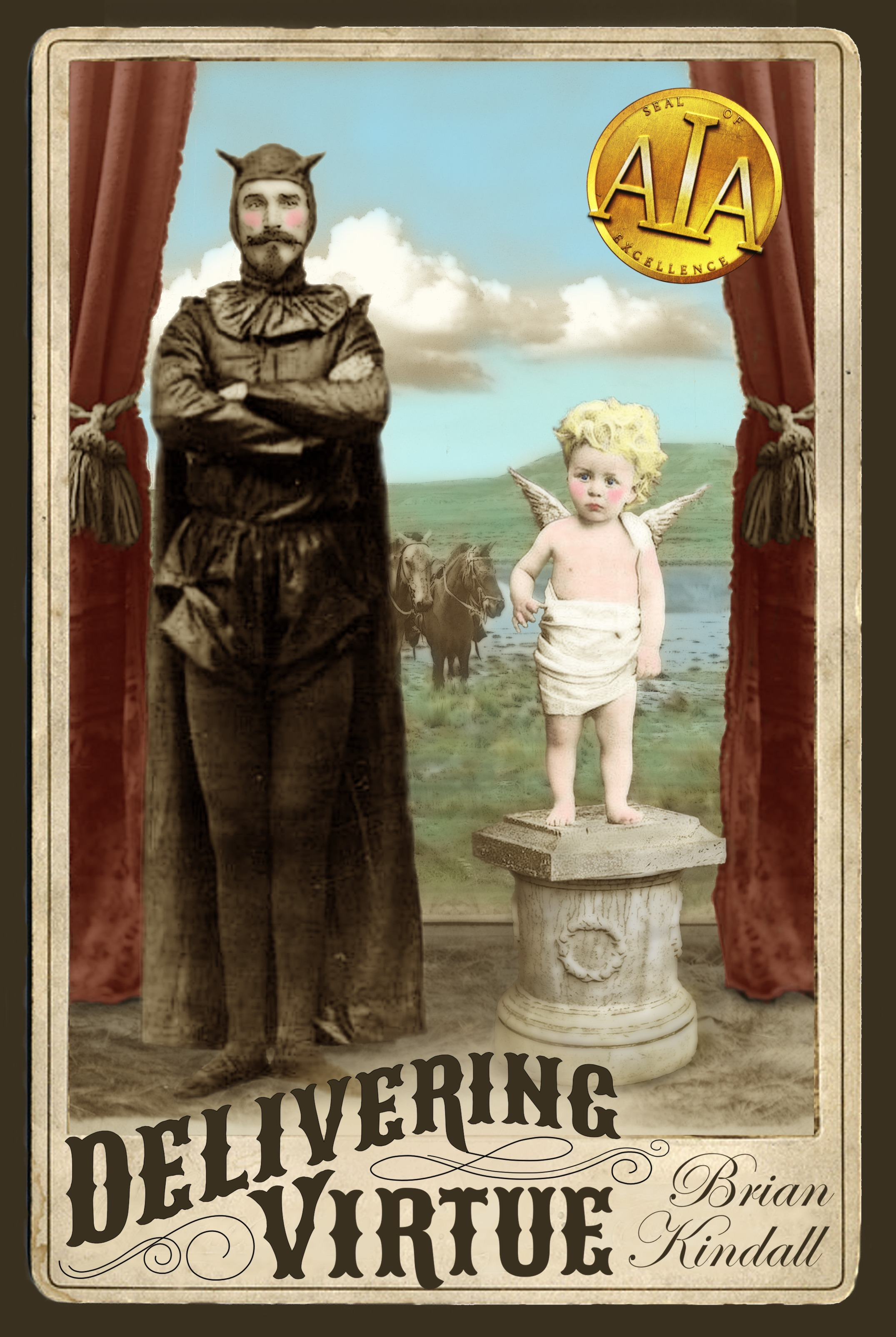 Delivering Virtue  by  Brian Kindall