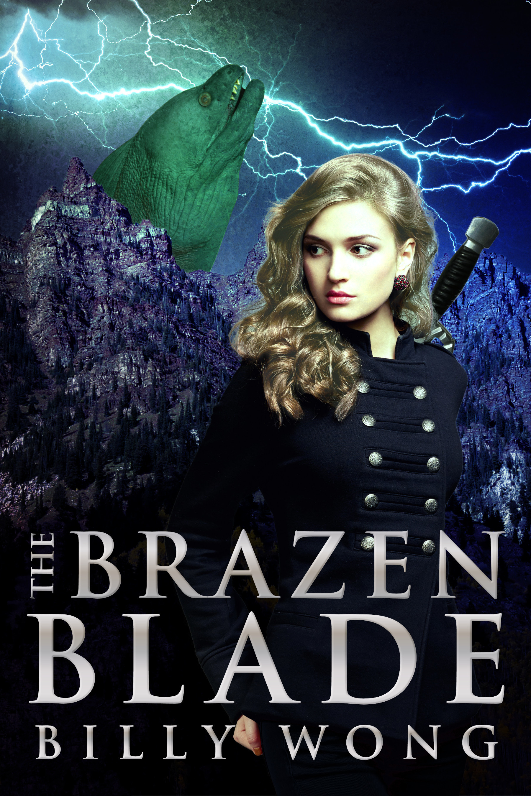 The Brazen Blade  by  Billy Wong