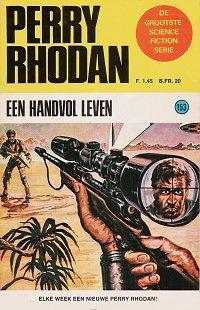 Een handvol leven (Perry Rhodan NL, #153)  by  William Voltz