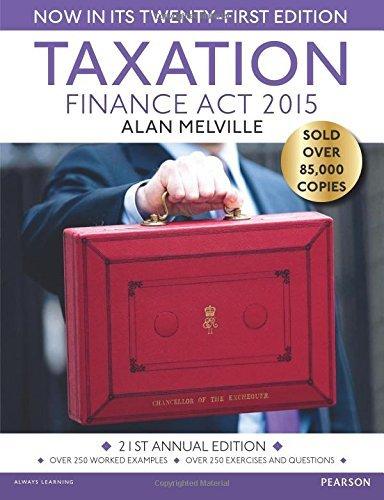 Taxation:Finance Act 2015: Finance Act 2015 Alan Melville