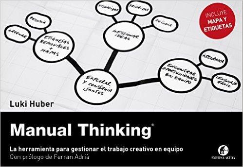 Manual Thinking  by  Luki Huber