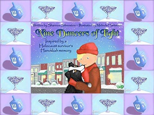 Nine Dancers of Light Shannon Silverstein