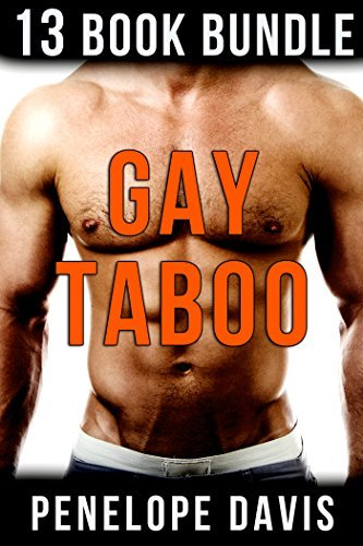 EROTICA: Gay Taboo (13 Books Bundle M/M First Time Contemporary Romance)  by  Penelope Davis