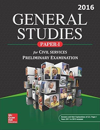 General Studies: Paper I(2016) MHE