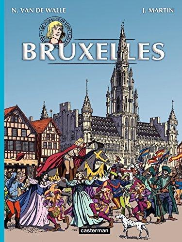 Les voyages de Jhen - Bruxelles Nicolas Van de Walle