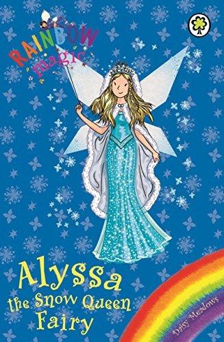 Rainbow Magic: Alyssa the Snow Queen Fairy Daisy Meadows