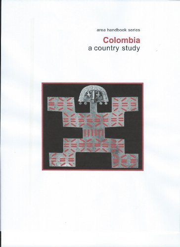 Columbia: A Country Study (area handbook series) U.S. Library of Congress