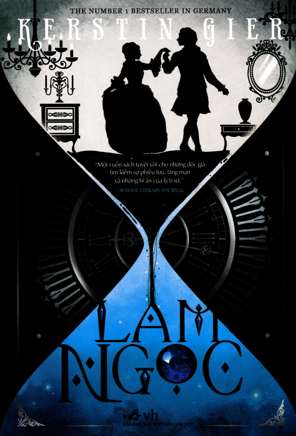 Lam Ngọc (The Ruby Red Trilogy, #2) Kerstin Gier