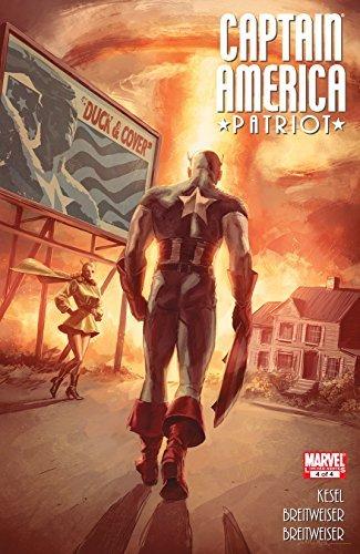 Captain America: Patriot (2010) #4 (of 4) Karl Kesel